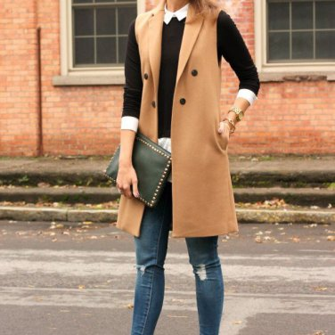 15-Trendy-Sleeveless-Coat-Outfit-Ideas-2016-1