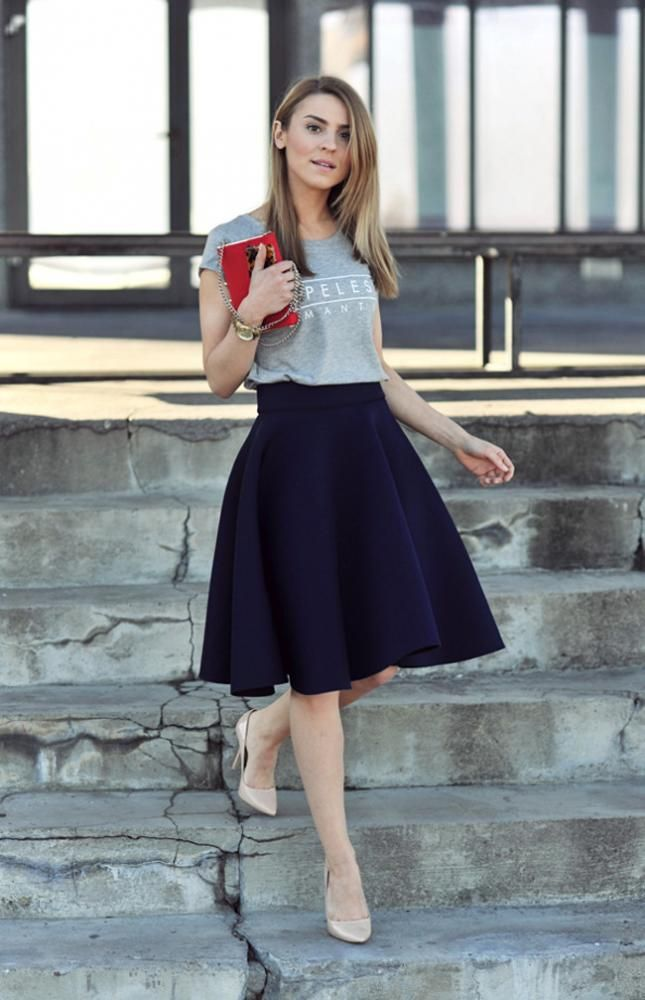 4e7f0e858 Skirt La Prenda De Moda – Viste Buenos Aires Magazine