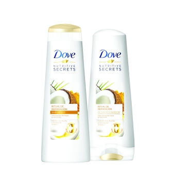 Dove Nutritive Secrets - India