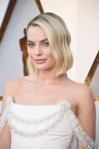 Margot Robbie looks oscar 2018