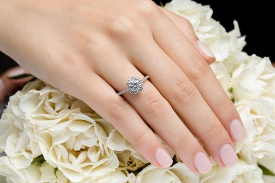 Anillo diamantes Mery Satt 4