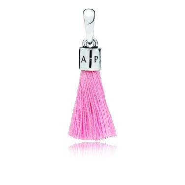$36.000 - Bright Pink Tassel
