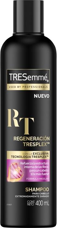 Regeneración TRESPLEX - TRESemmé shampoo 400ml