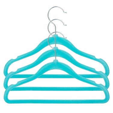Set 3 colgadores ropa infantil $1.290